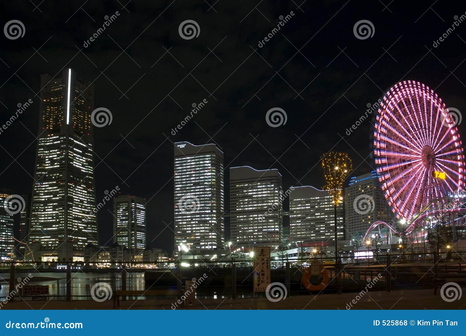 Yokohama νύχτας