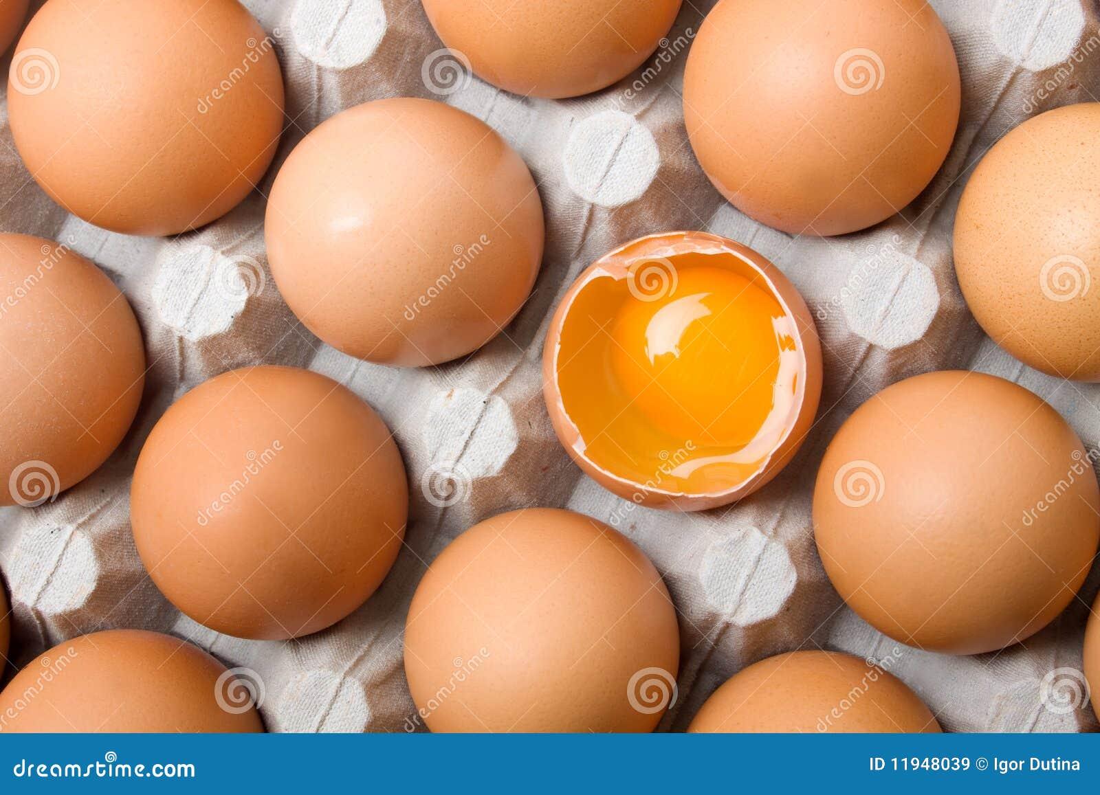 Yolk de ovo