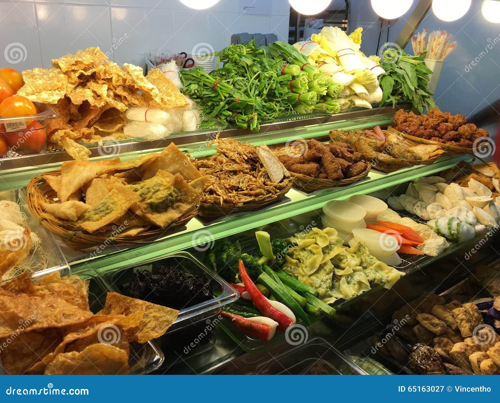 Yong Tau Fu Chinese Cuisine