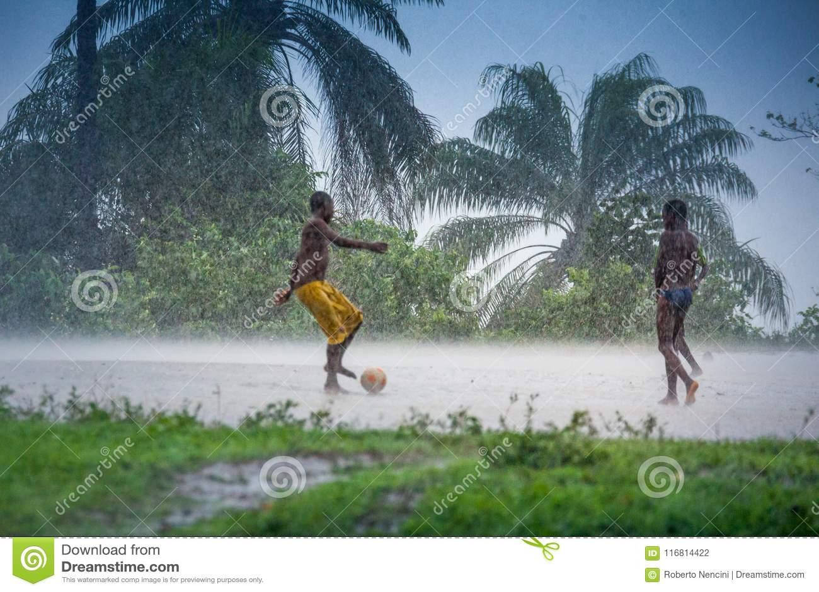 Yongoro, Sierra Leone, Africa occidentale