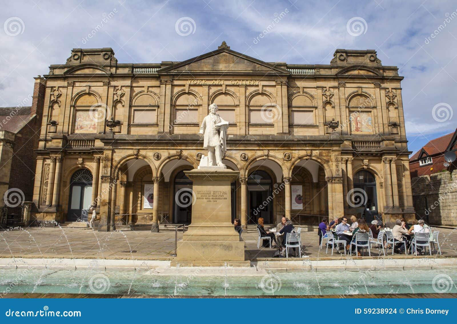 Download York Art Gallery imagen de archivo editorial. Imagen de exterior - 59238924