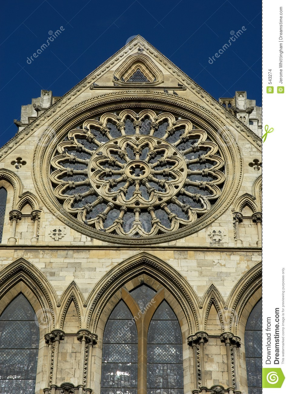 York minster rose window stock images image 543274 for Rose window york minster