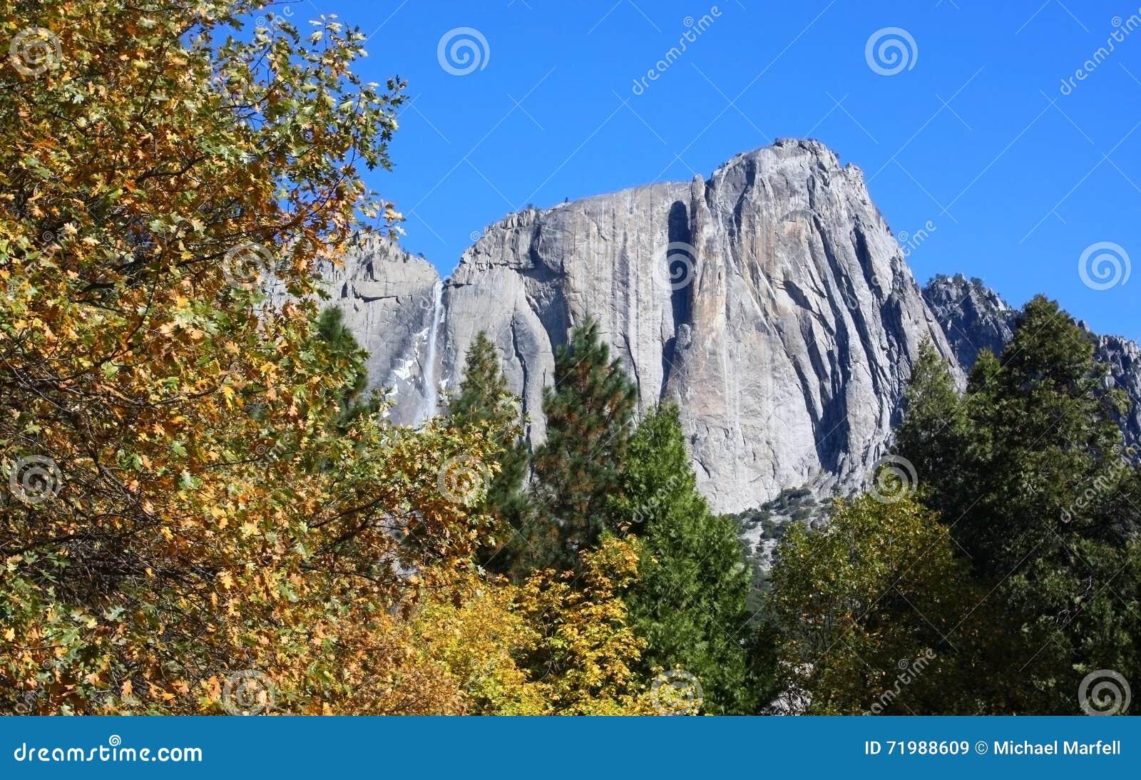 Yosemite Falls - tarde