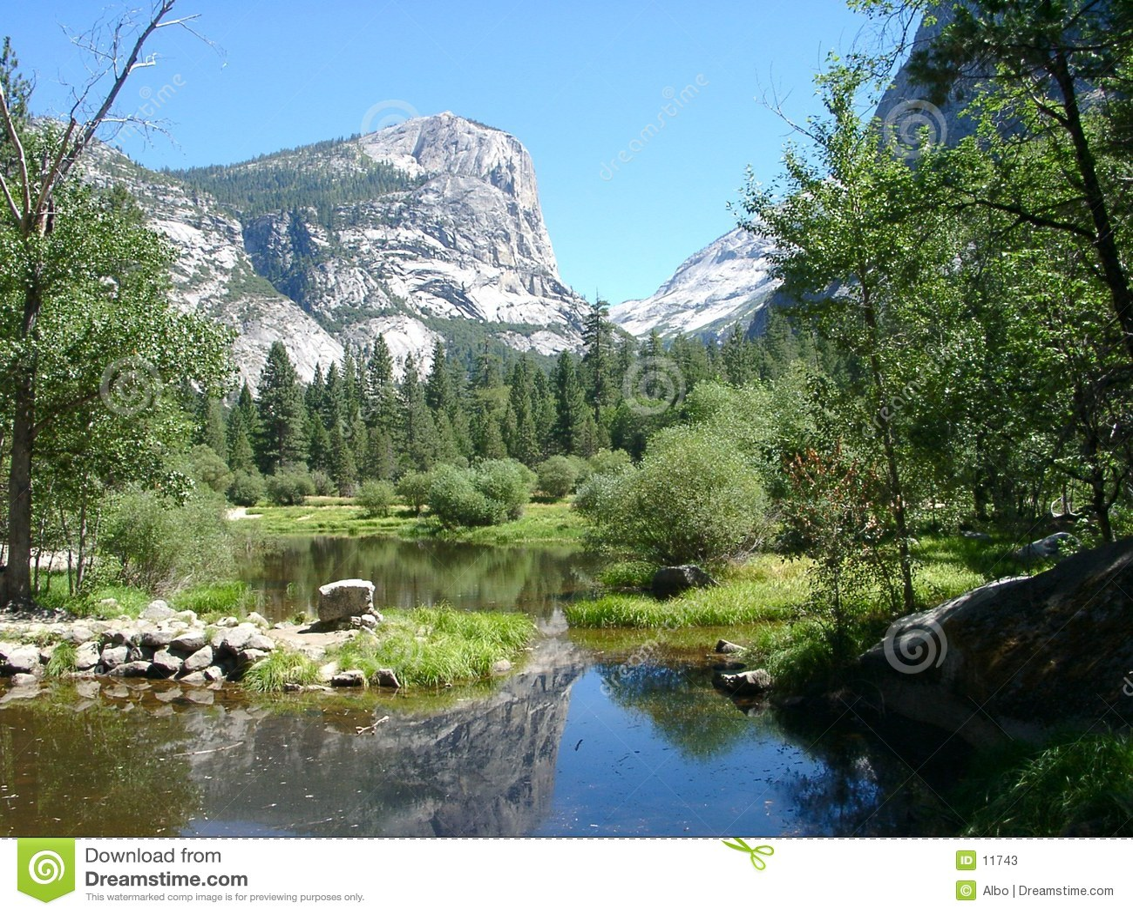 Yosemite: Mirror See