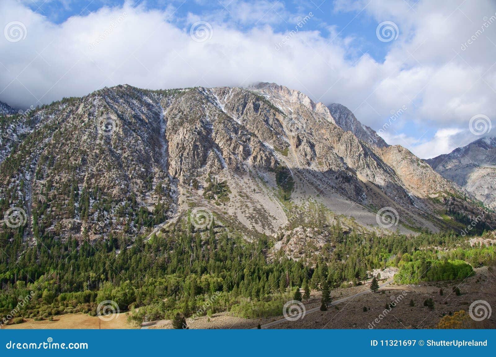 Yosemite-nationaler Nationalpark, Ca, USA