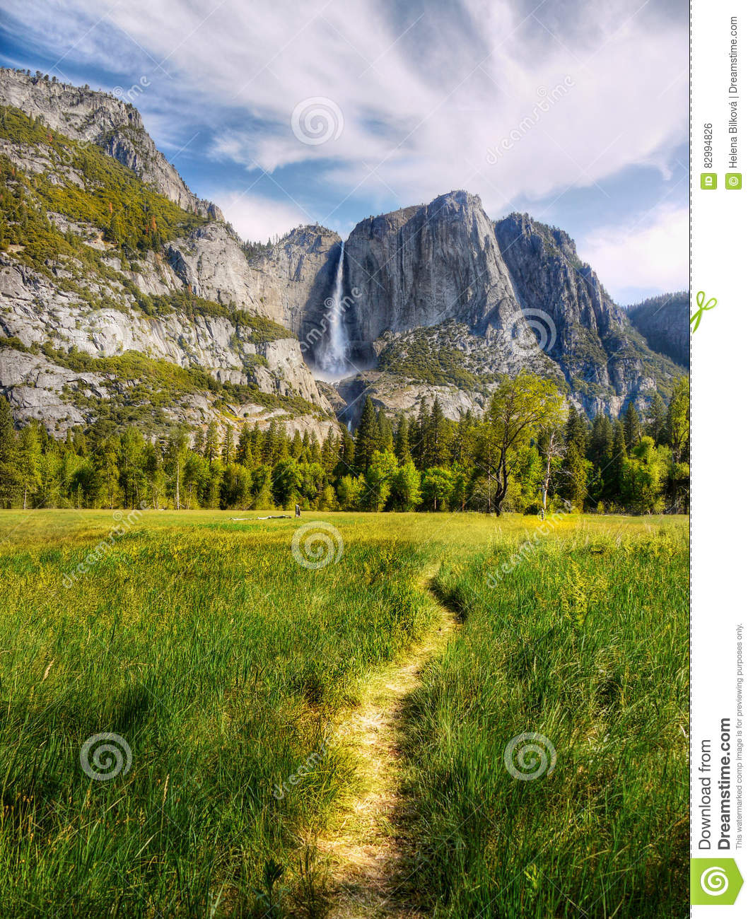 Yosemite Valley, National Park