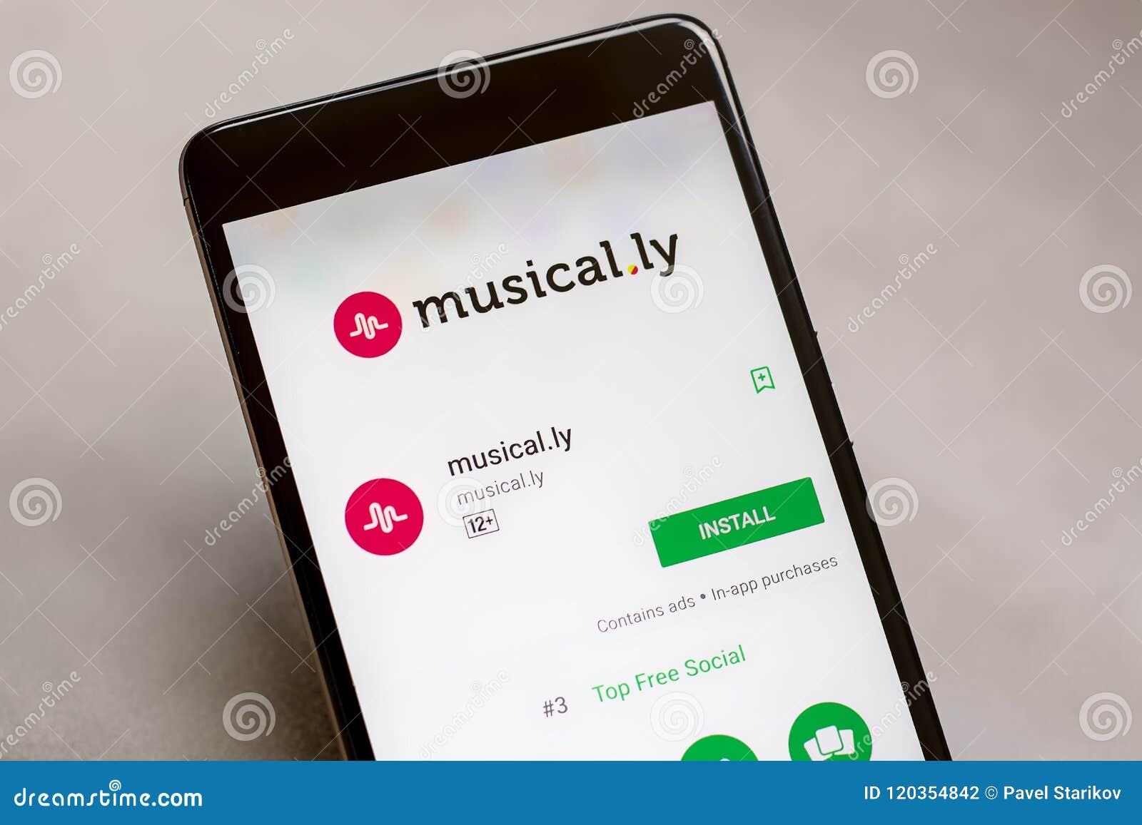 Google play musical ly