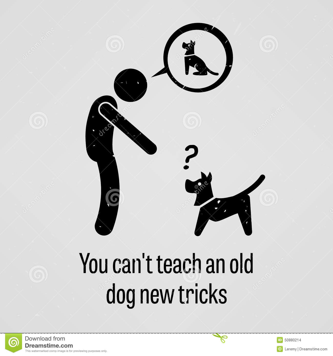 Can U Teach An Old Dog New Tricks