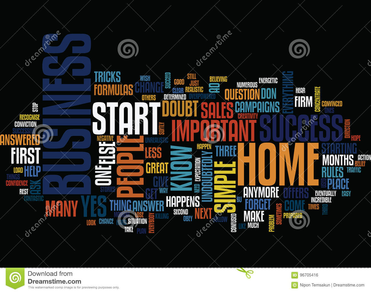 Are You Convinced That You Succeed Your Home Business Word