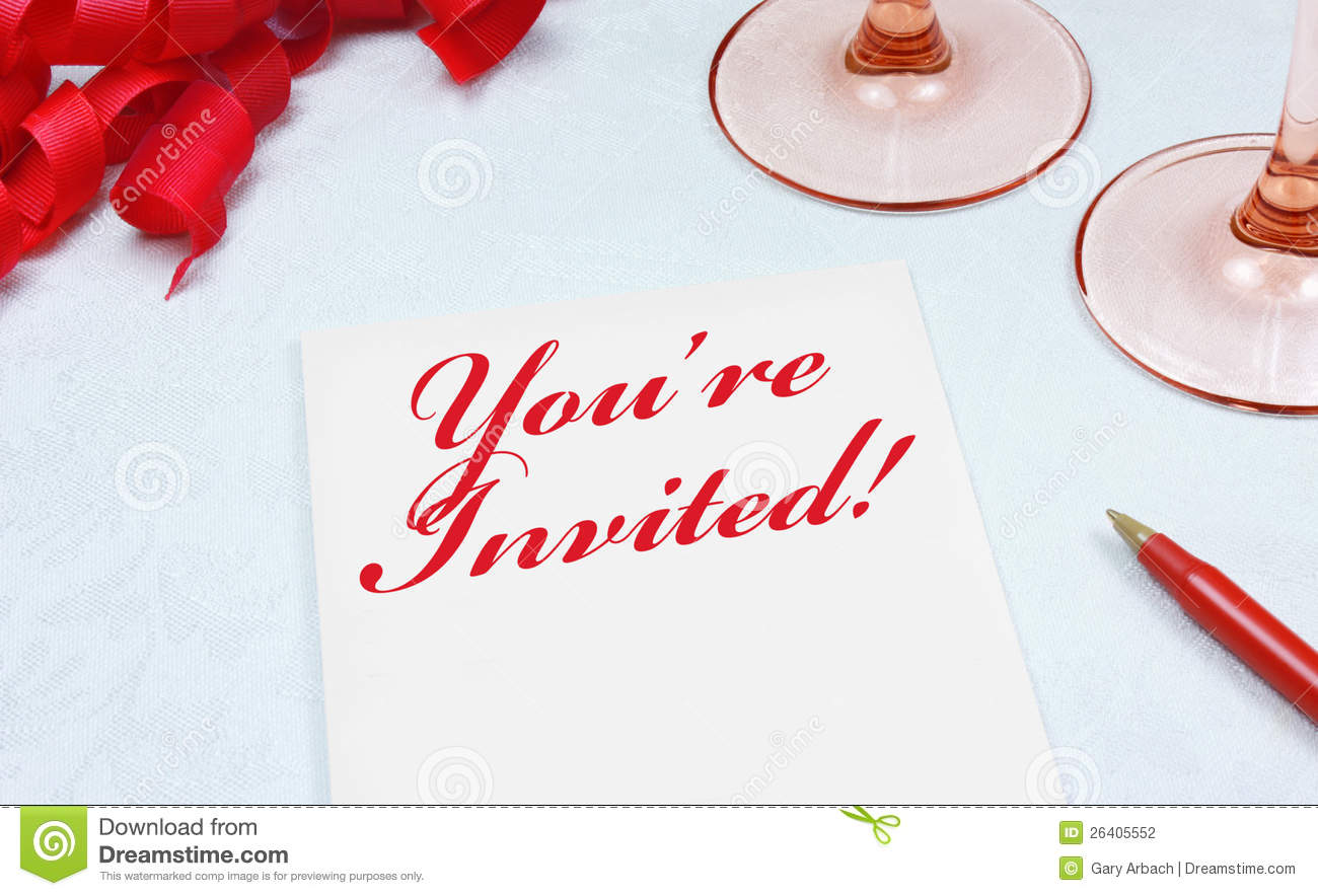 You Re Invited Template – You Are Invited Template