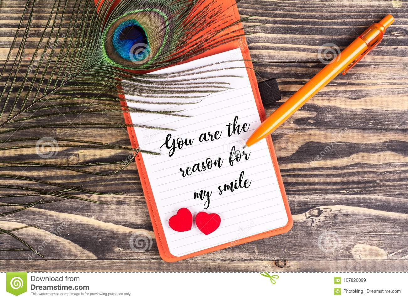 You Are The Reason For My Smile Stock Image Image Of Graphic