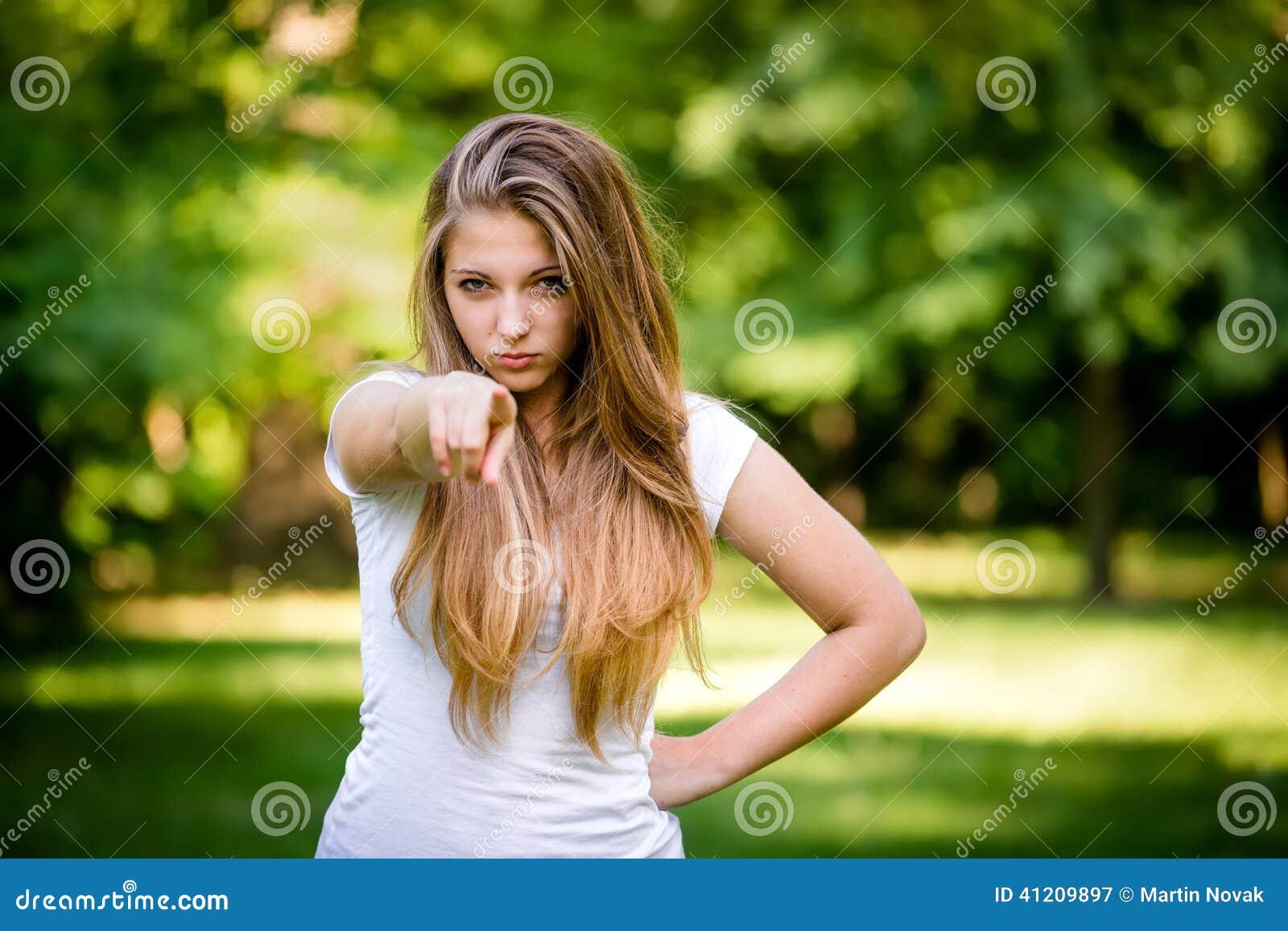 Teen Girl Fingering