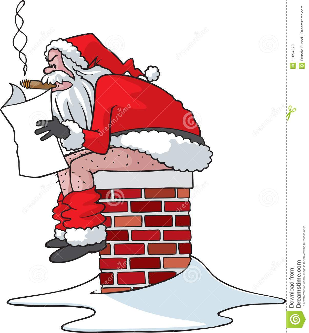 naughty xmas clip art - photo #46