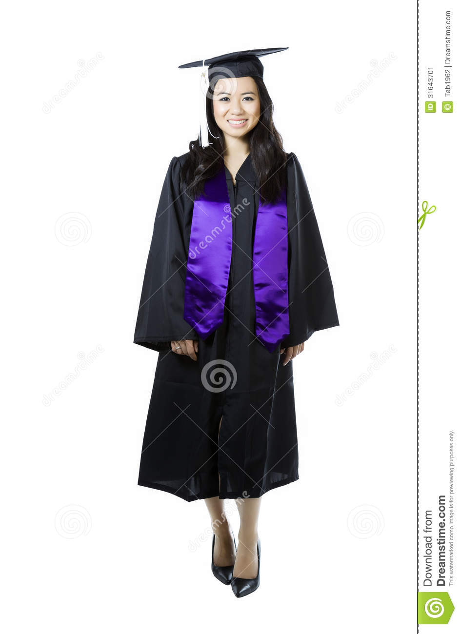 college graduation cap and gown | Gowns Ideas