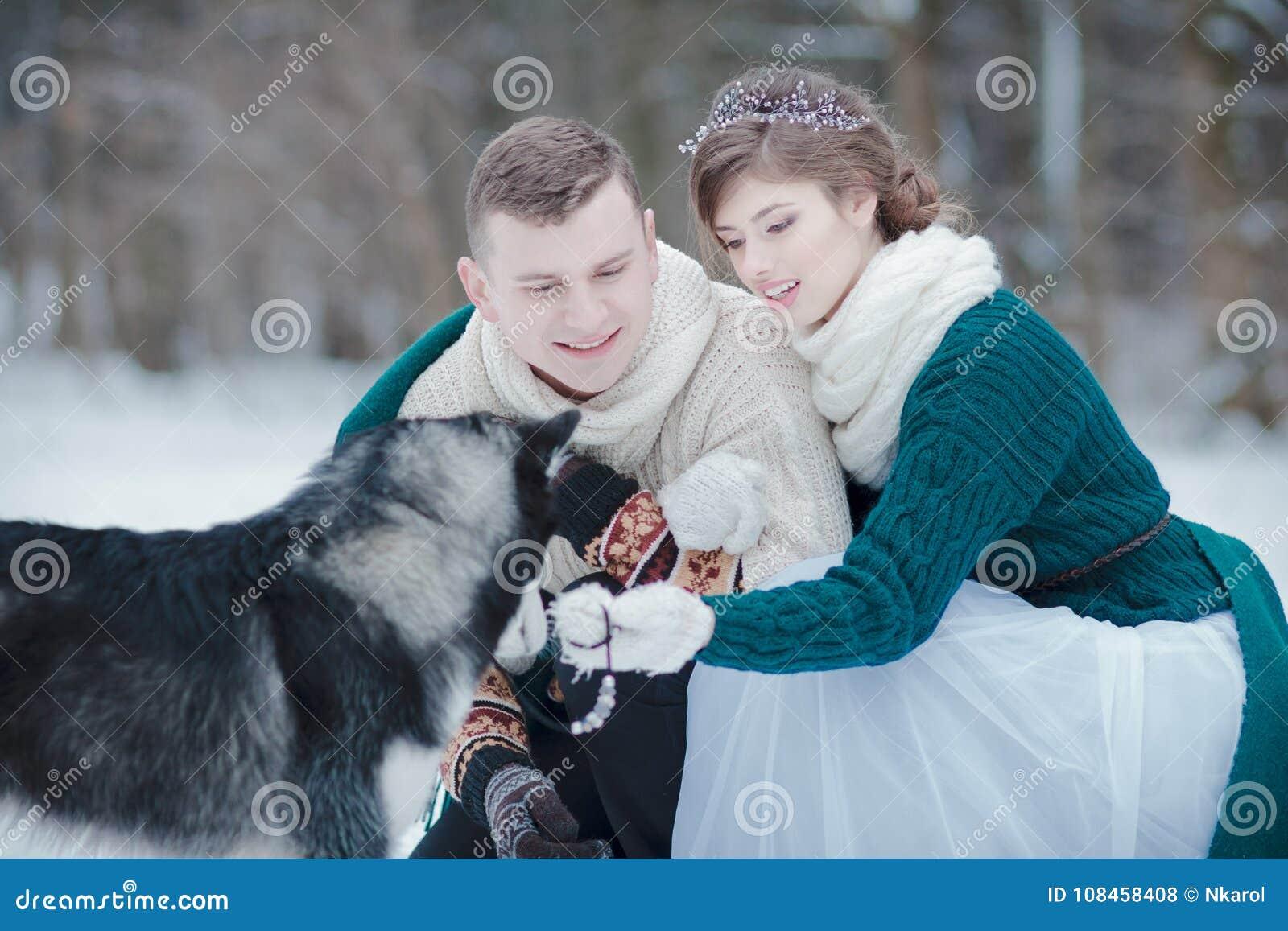 Dating a husky man