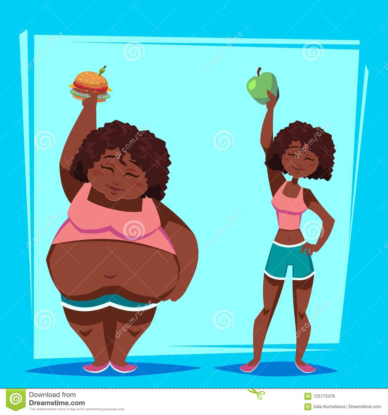 Weight Loss Clipart Funny Weightlosslook