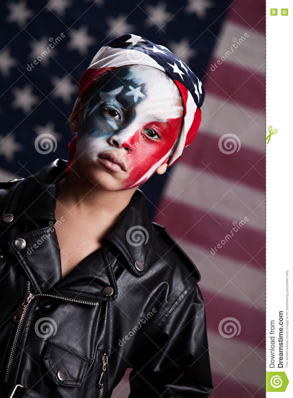 Young American Patriot