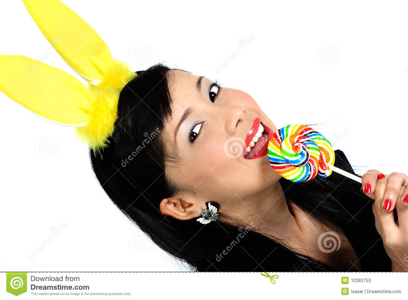 Asian Lollypop
