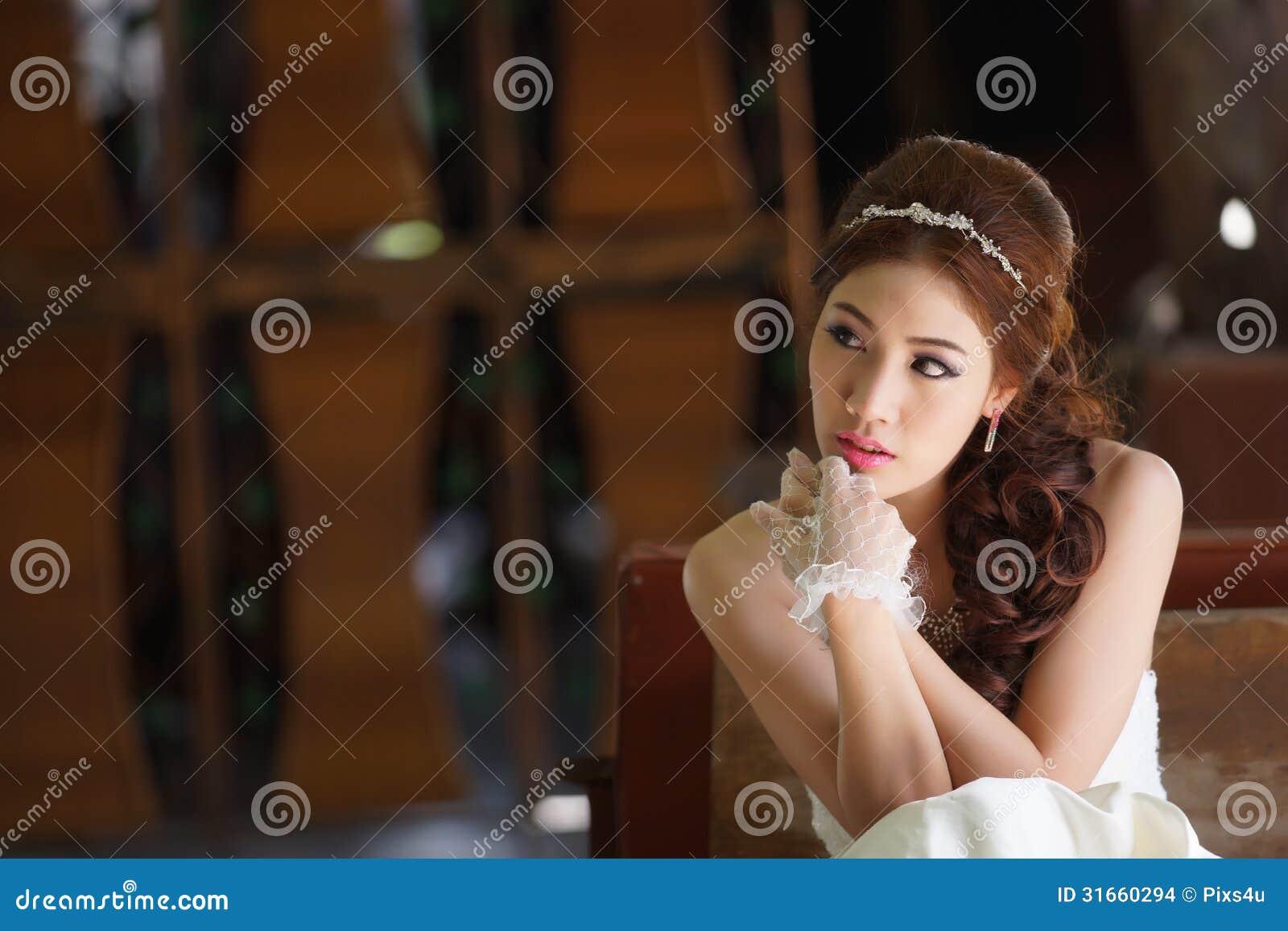 Dream thai bride becomes