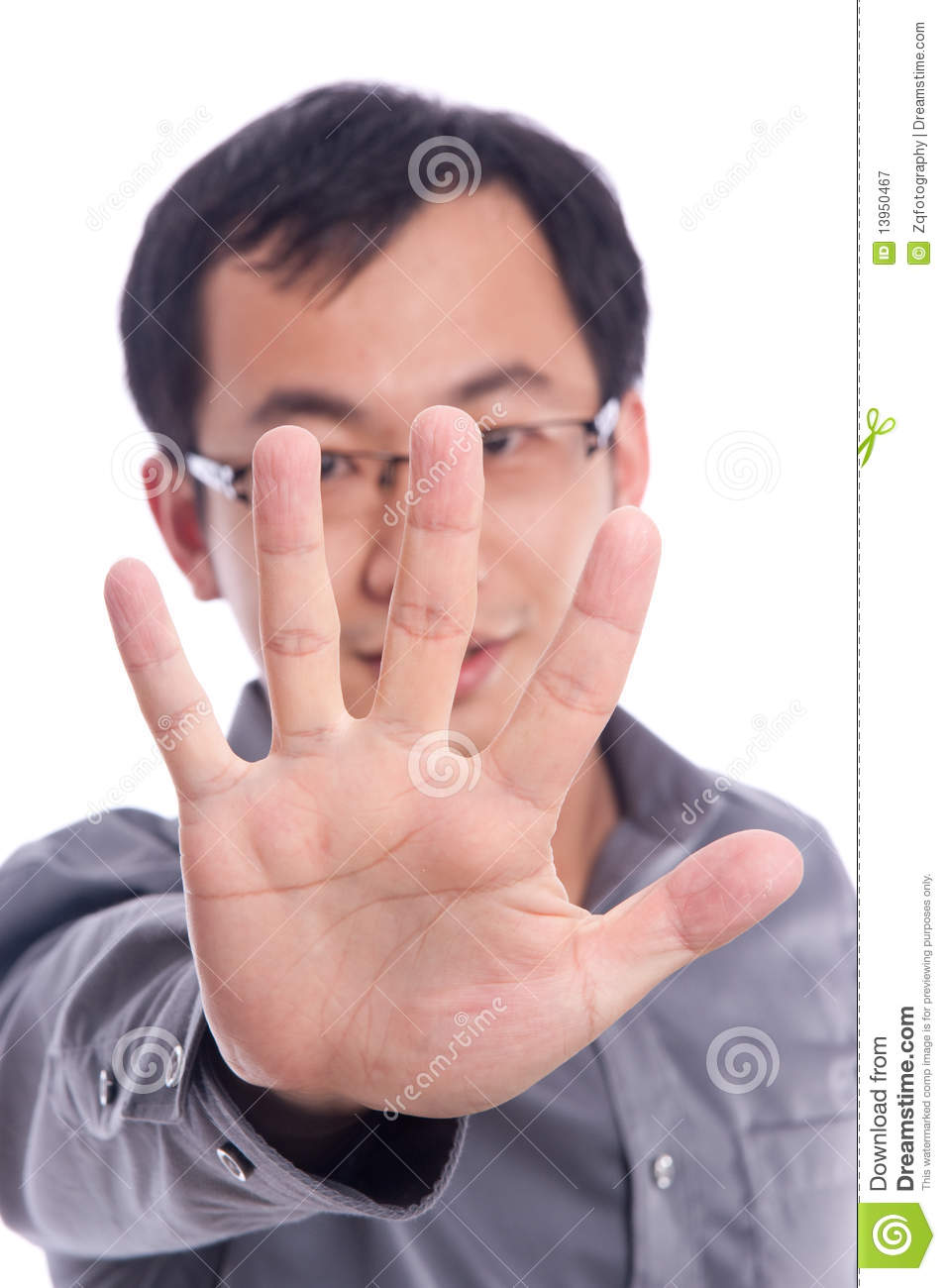 Fuck asian hand gestures name