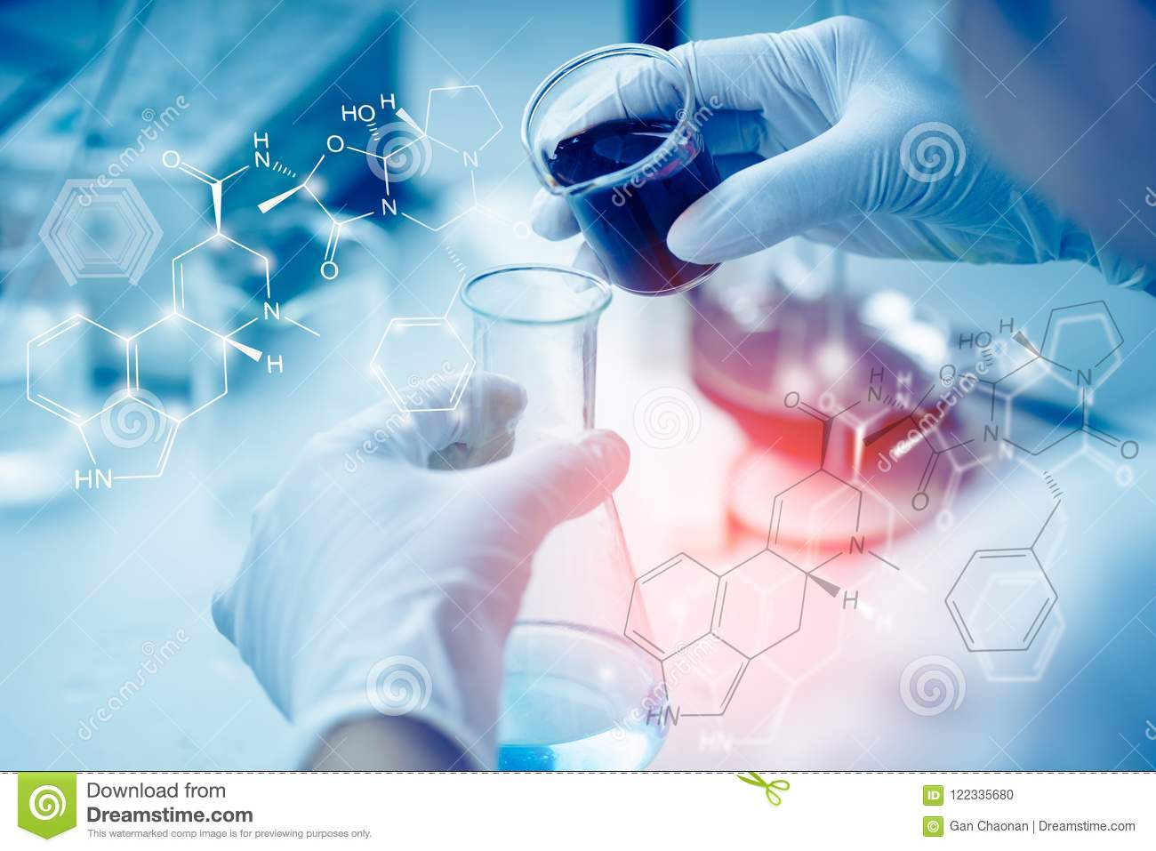 Young Asian Scientist are certain activities on experimental science like mixing chemicals or entry data to develop medicine,