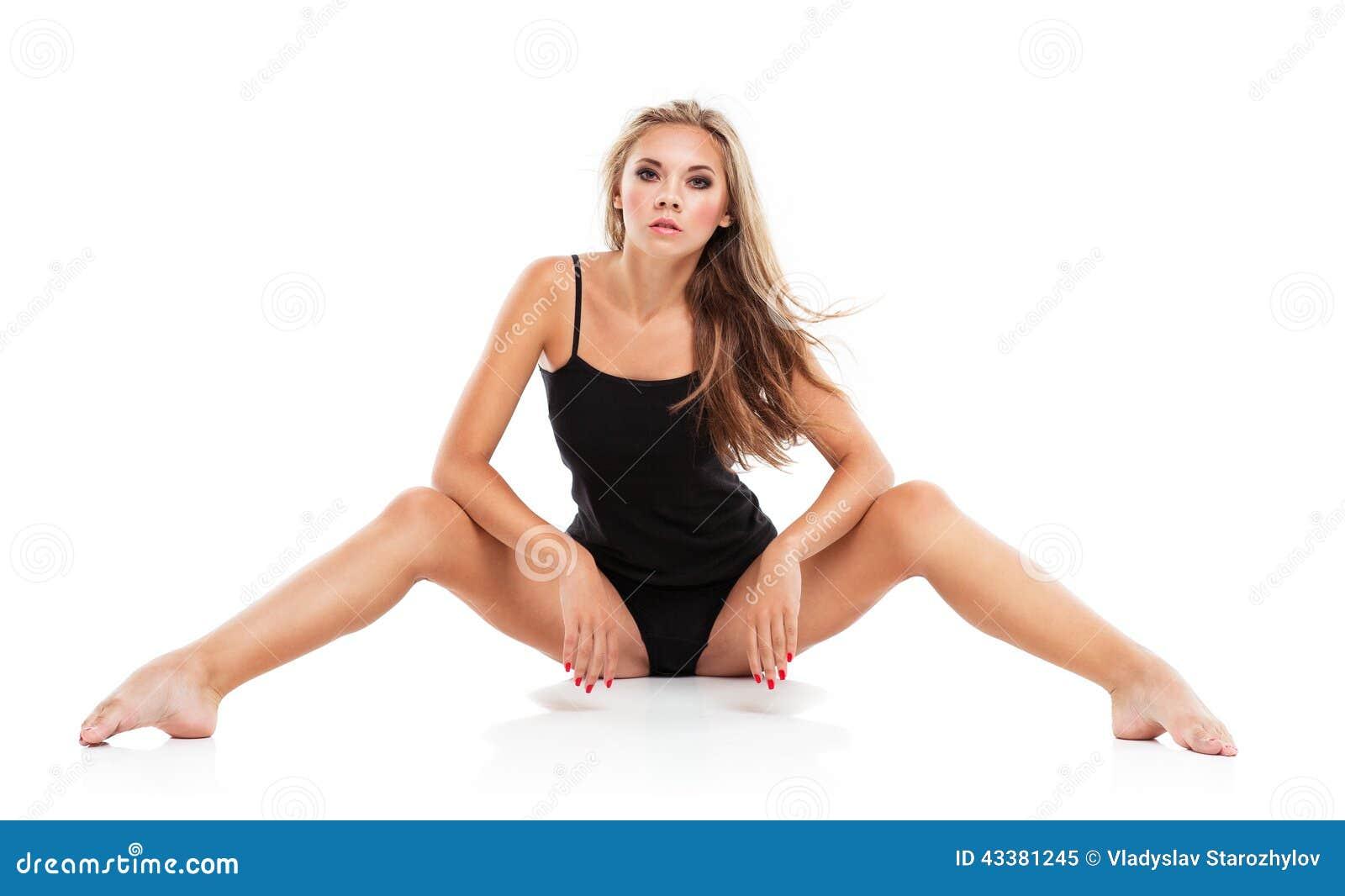 athletic girl pov