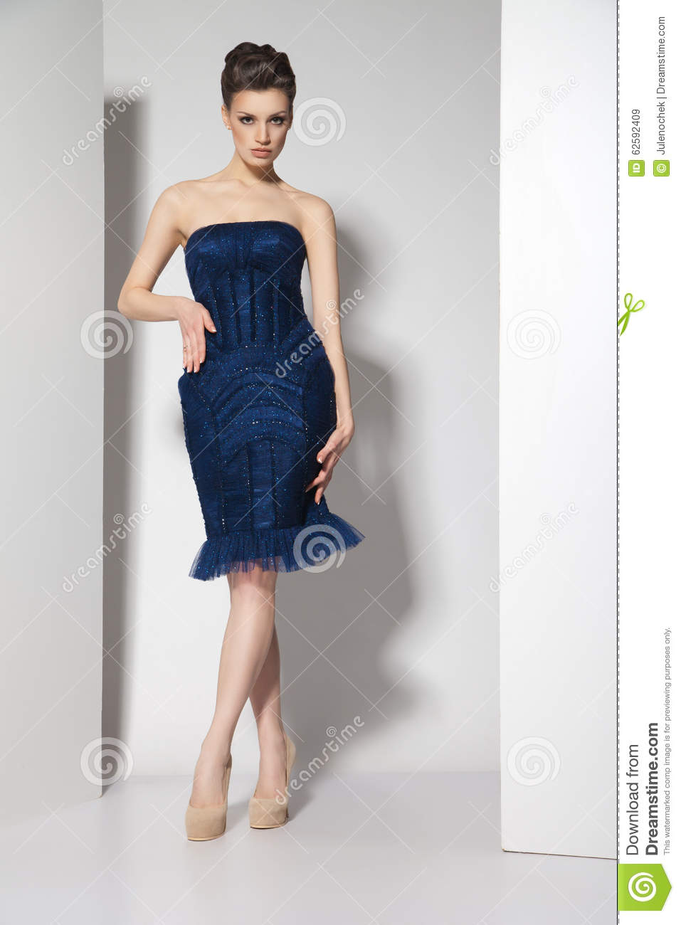Buy Dark beautiful blue dresses pictures trends