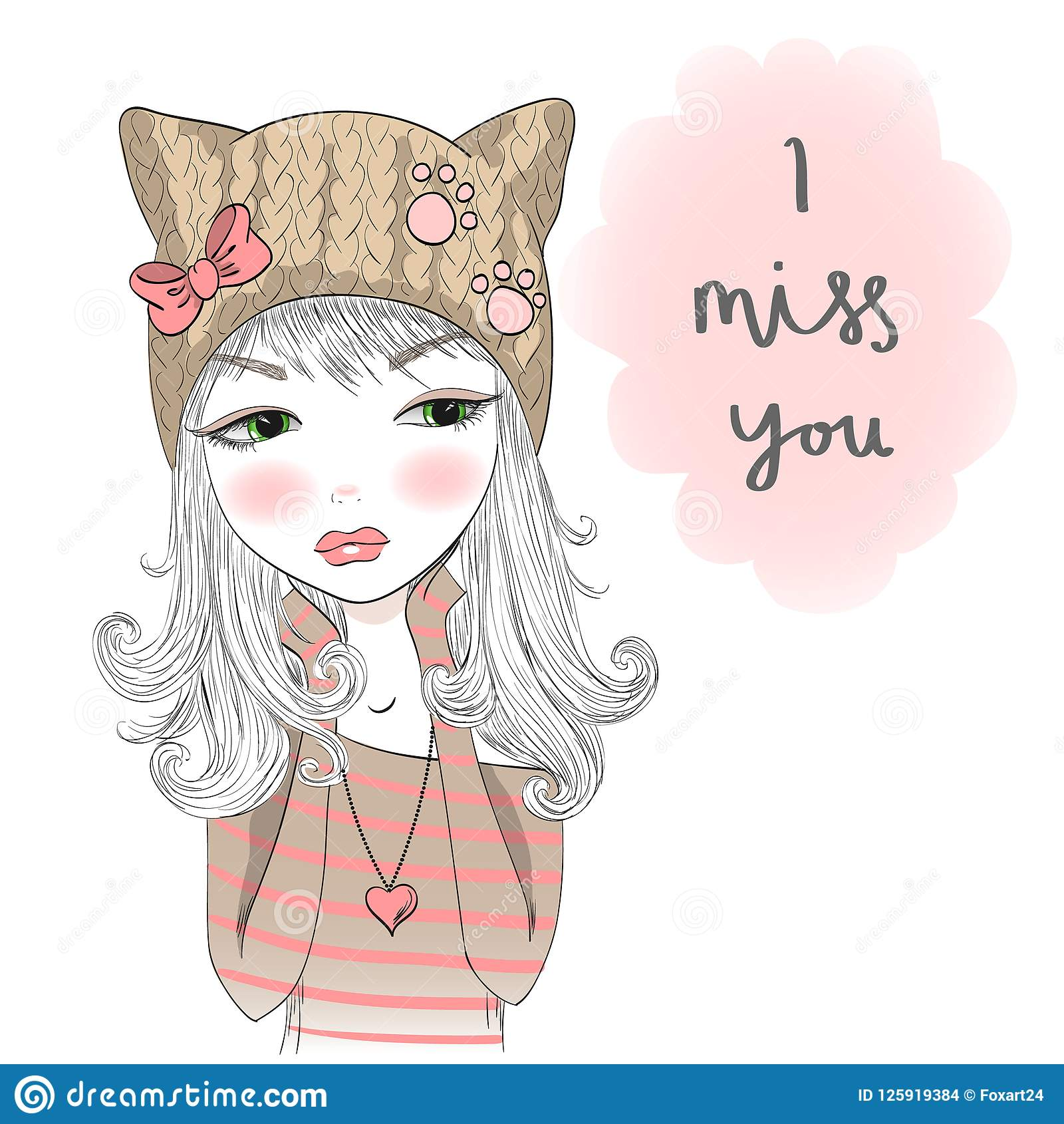 Cute Miss 100 Cute I Miss You Quotes For Him Her With Images Ilove