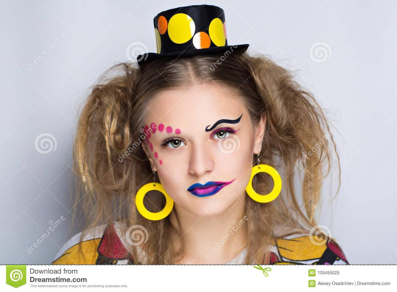 Cute Clown Makeup For Women Wwwtopsimagescom