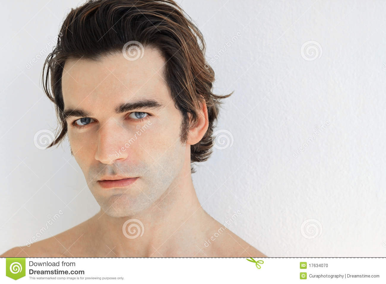 f4f7c44ad886 Young beautiful man stock photo. Image of dating