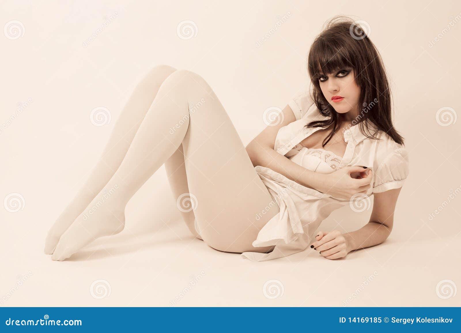 Putting a dick i womens butt