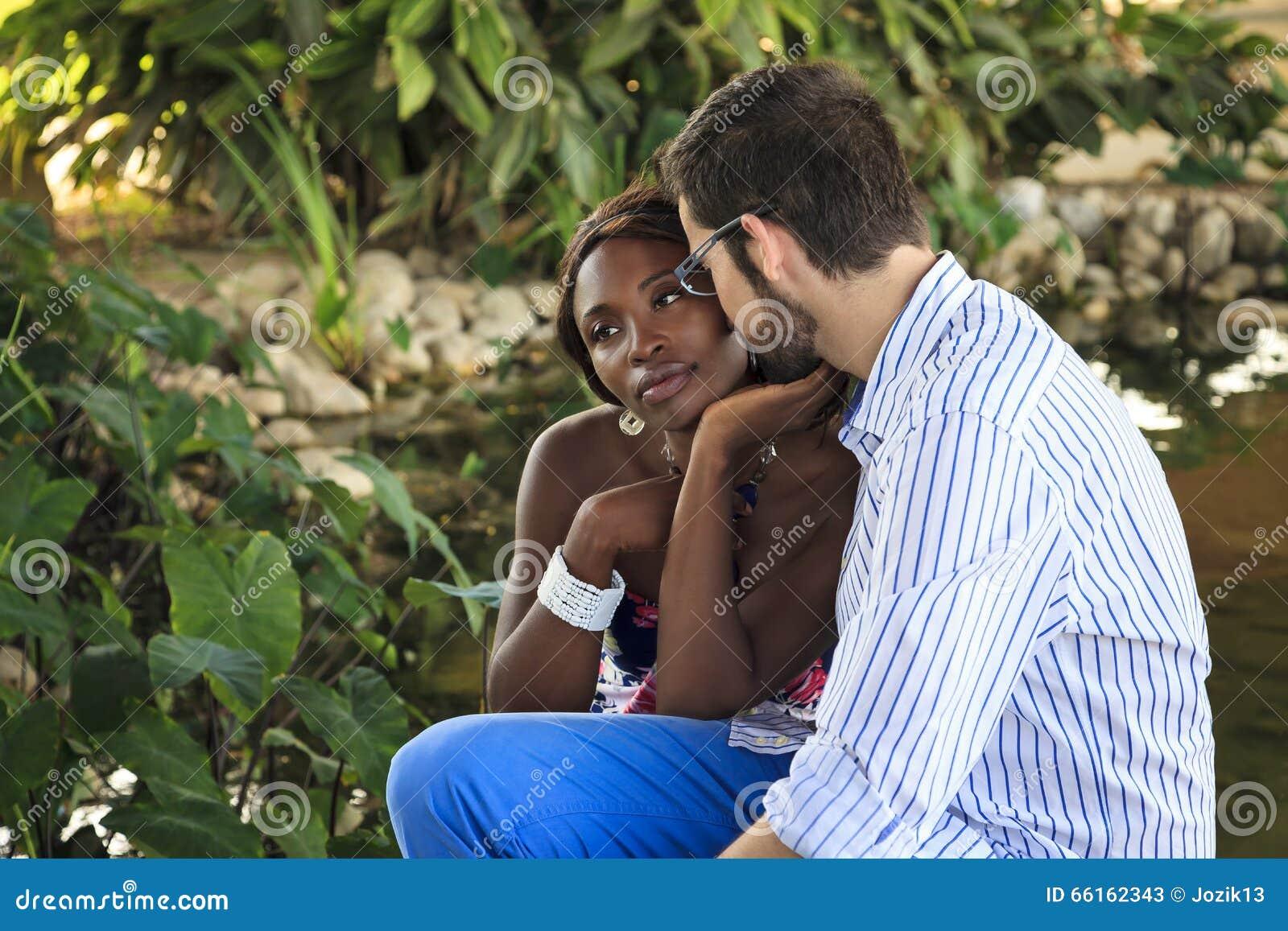 Black Girl White Man