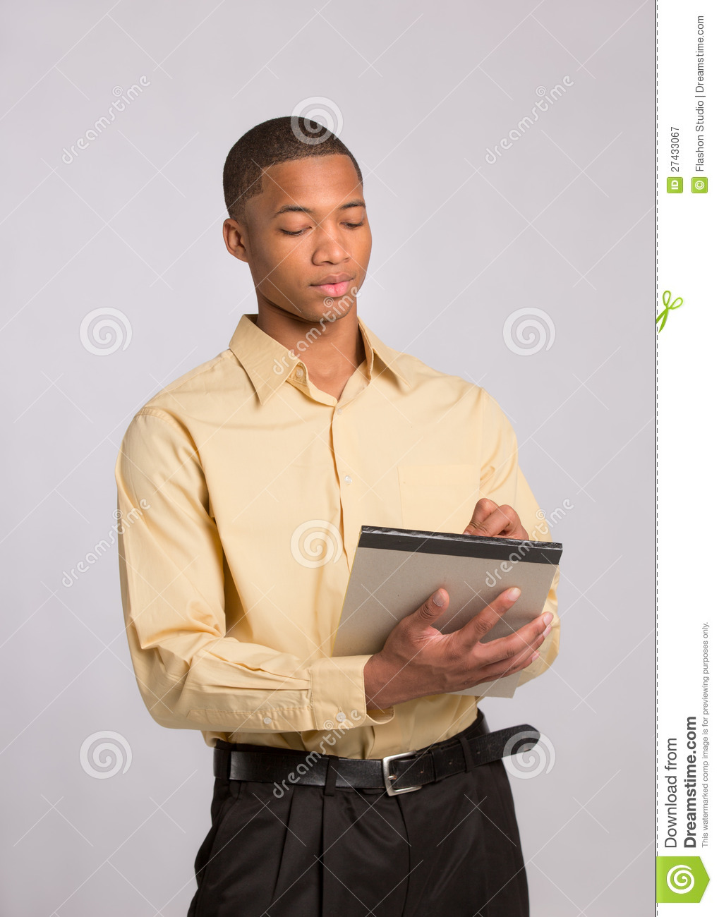 The african american male essay