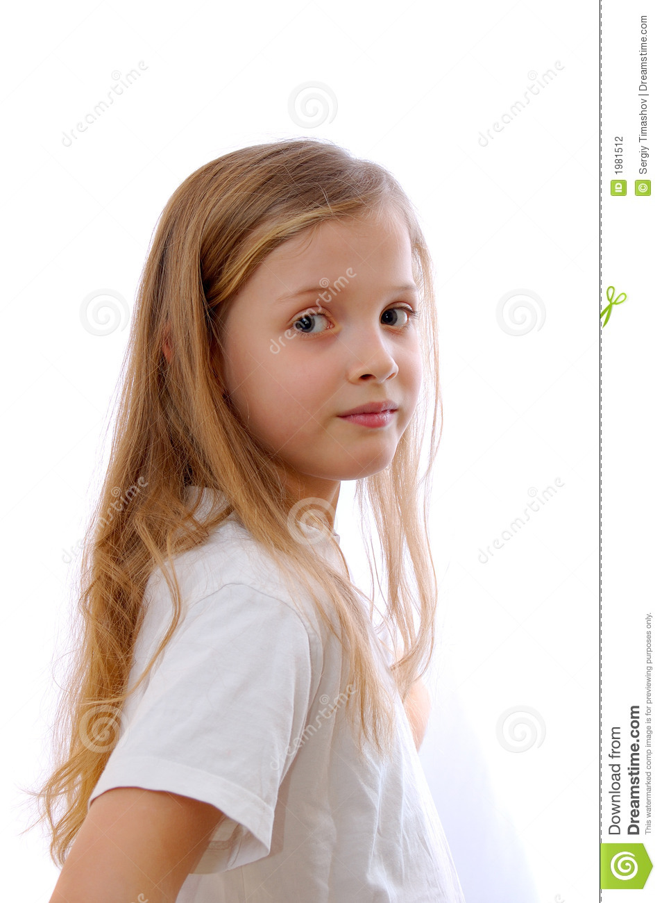 Young Blonde Teen Aged Girl Smiling At The Beach Stock: Young Blonde Girl Stock Photo. Image Of Face, Smiling