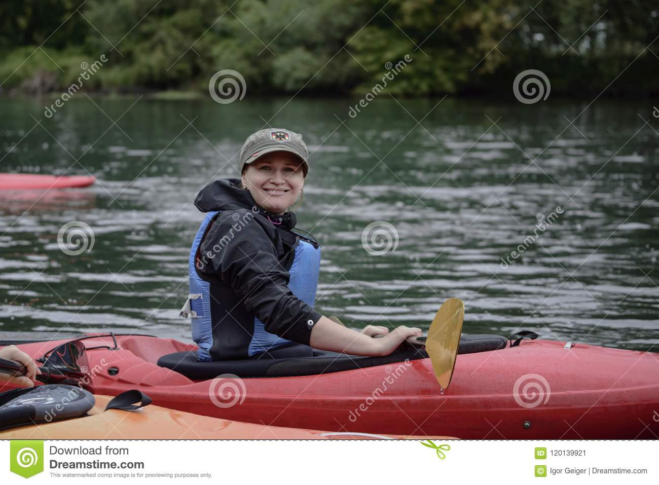 Very young blonde chicks boating