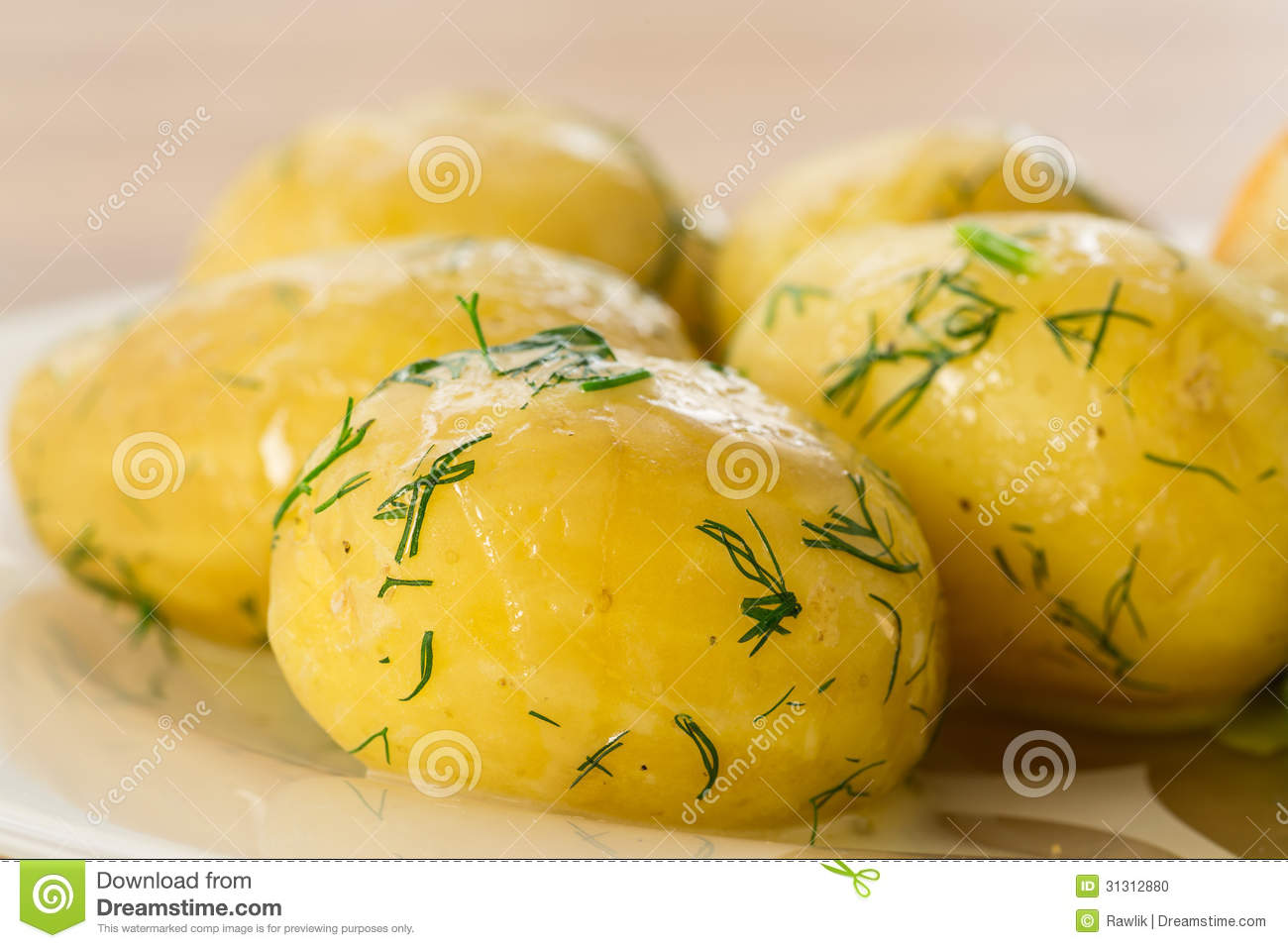 how to tell when potatoes are boiled