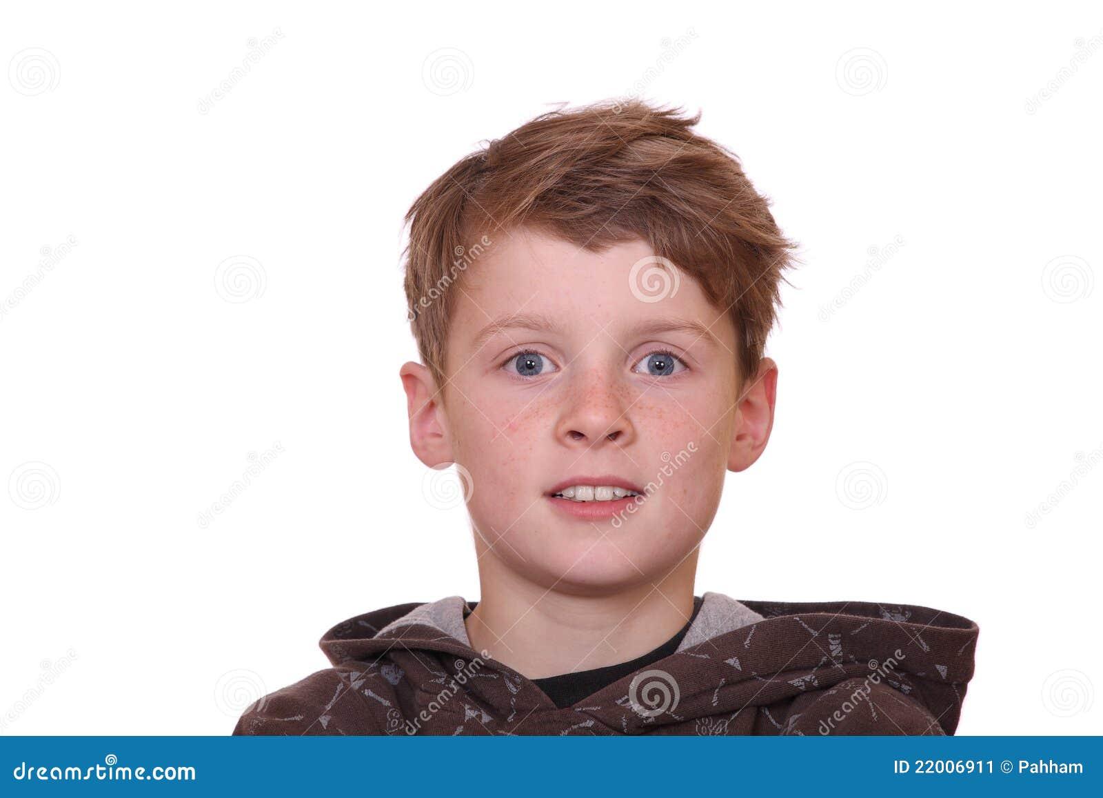 young boy stock image image 22006911. Black Bedroom Furniture Sets. Home Design Ideas