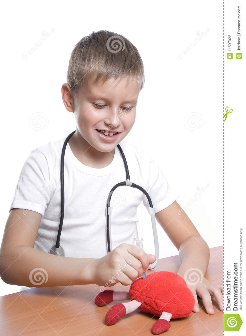 Young Boy Doctor Stock Photography - Image: 11597022