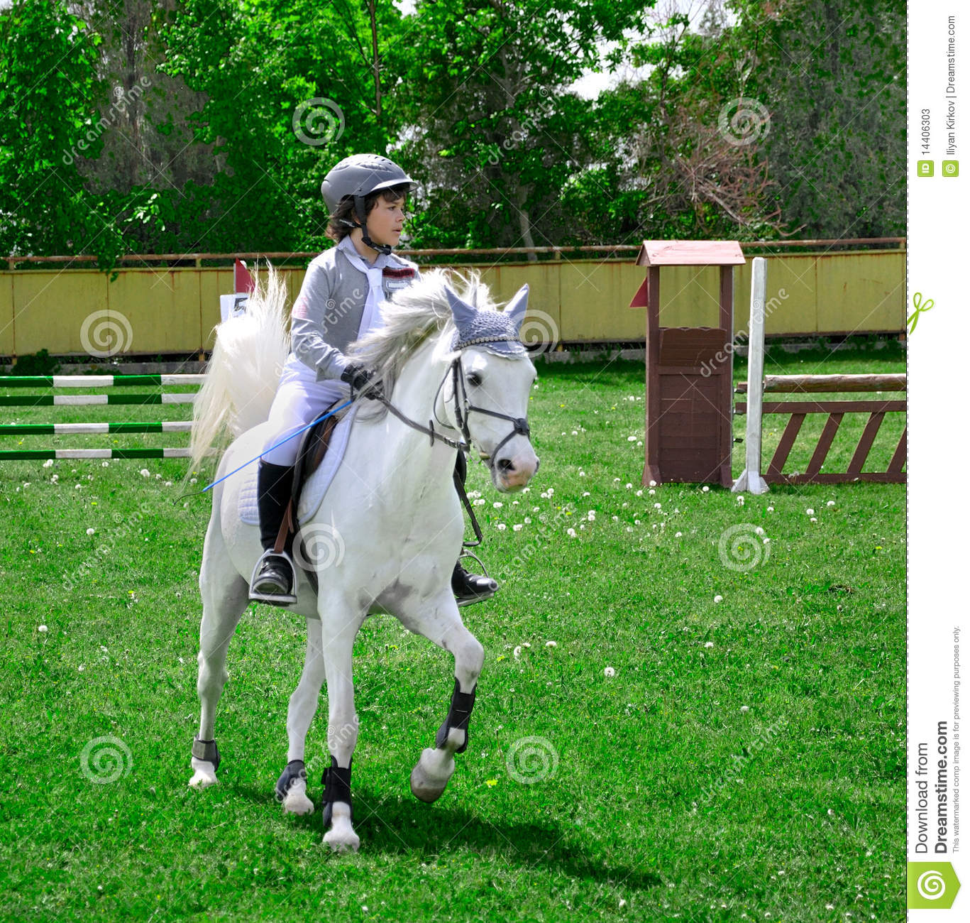 riding the white horse – part two of a two-sides to every ... |Ride The White Horse