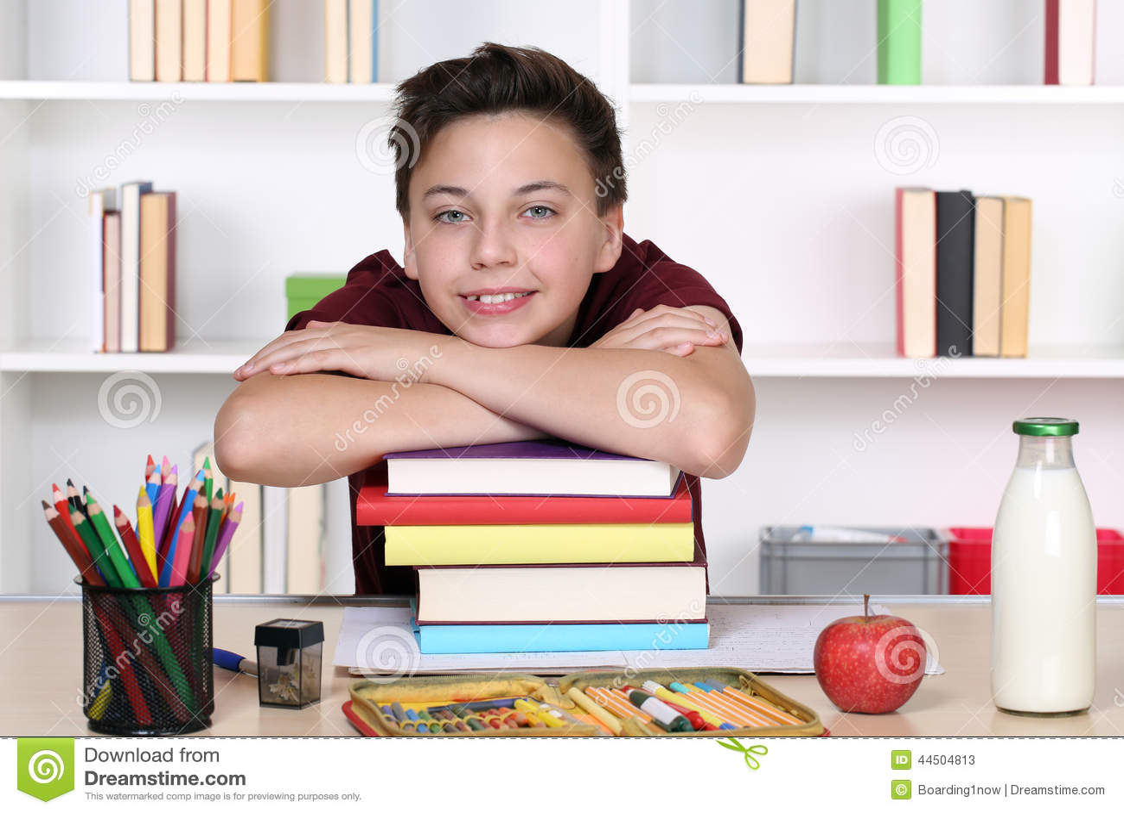 teen books Young boy