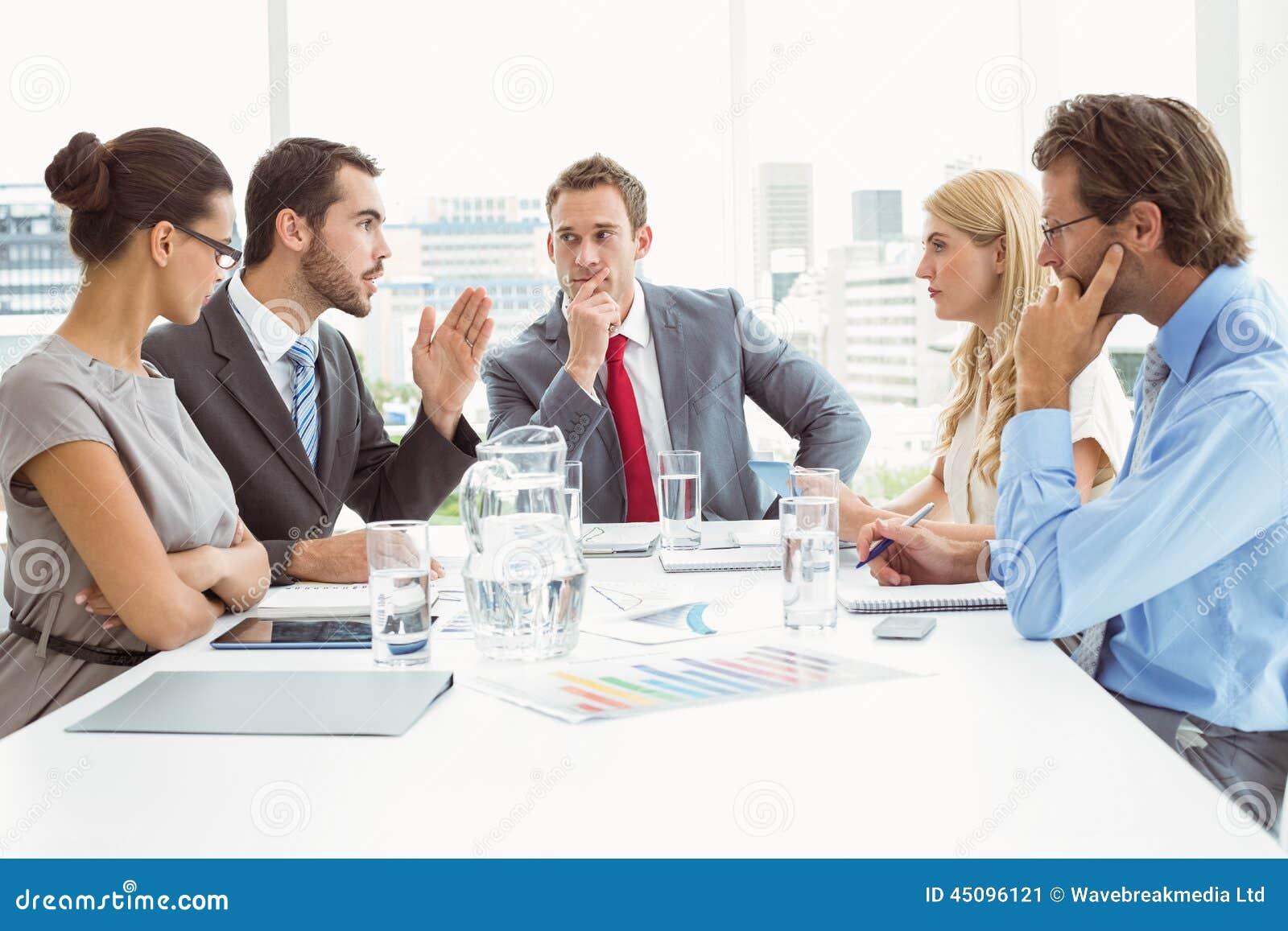 People Meeting Room