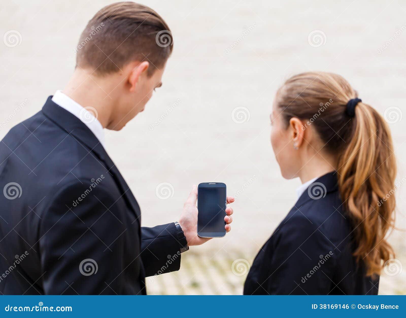 professional people meet