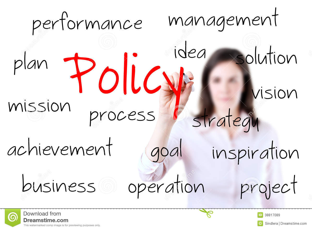 how to start writing a policy