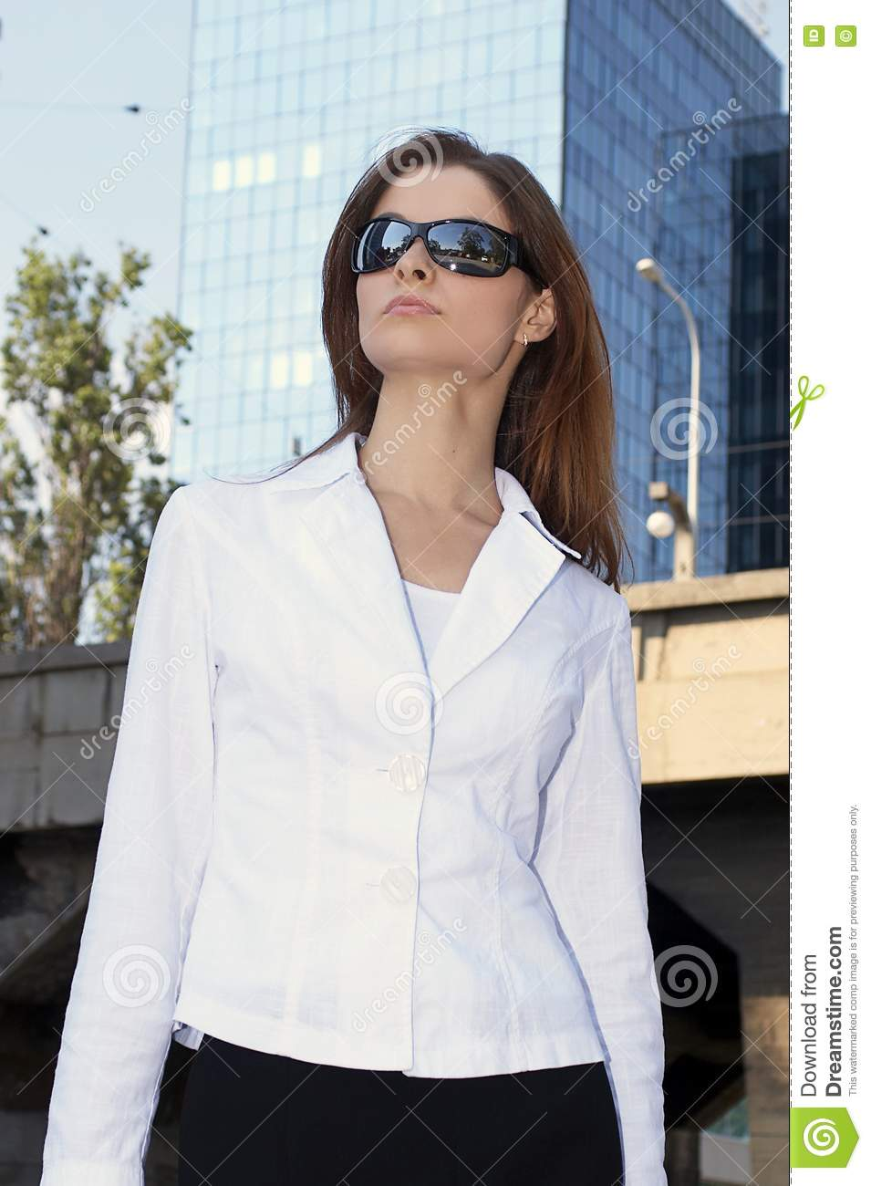 Young businesswoman 2