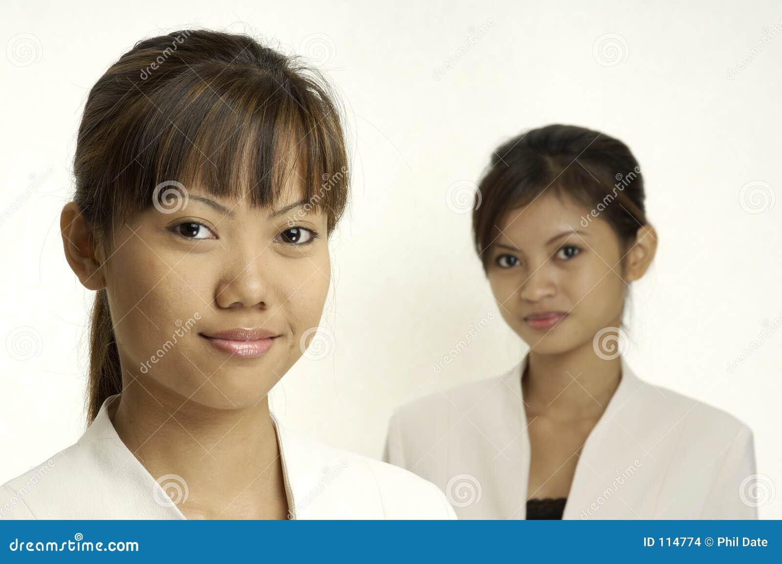 Young Businesswomen