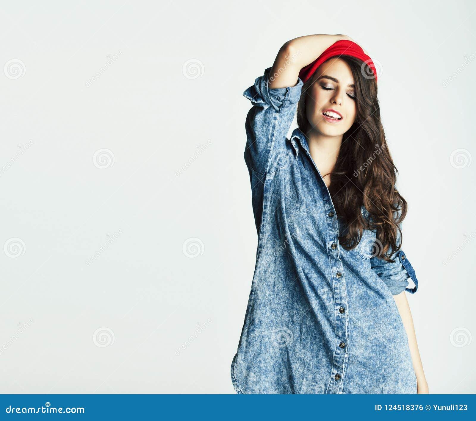 Congratulate, teen models brunette teen girls Shine assured