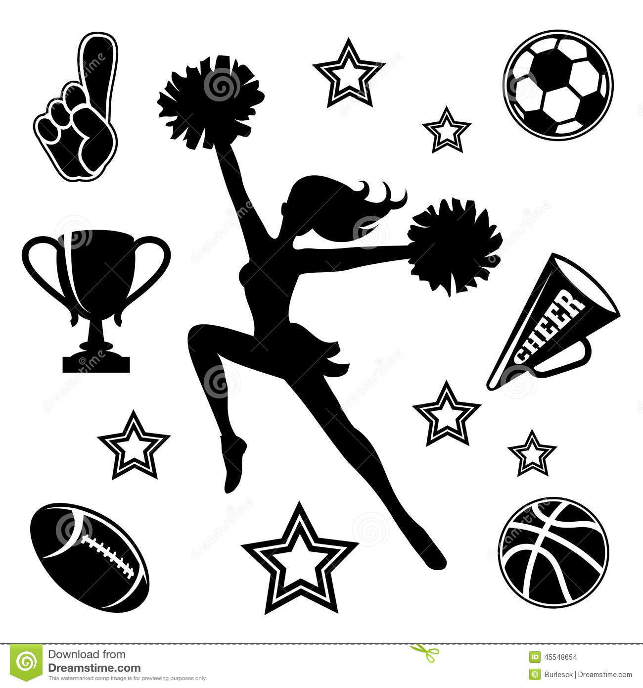 The Gallery For Gt Cheerleading Megaphone Icon
