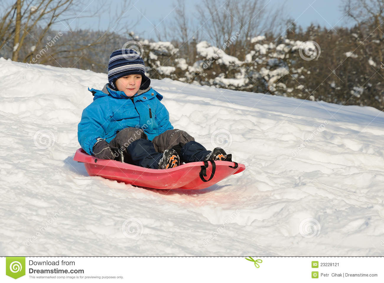 young child on red sled stock image image 23228121 dog sled clipart dog sled clipart