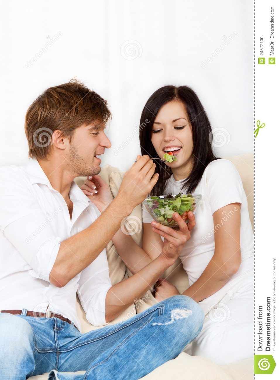 Stock Photo Young Couple Image24572100