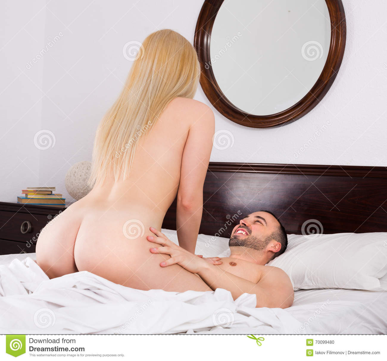 nude image of couple haveing sex